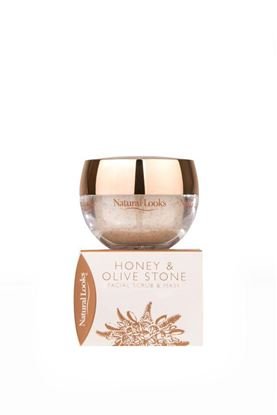 Picture of Honey & Olive Stone Scrub Mask