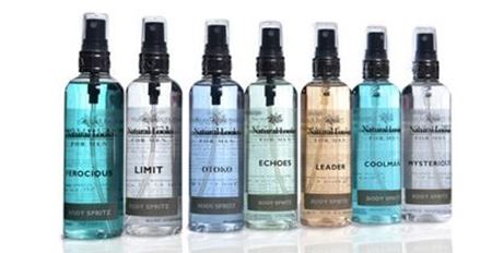Picture for category Body Spritz