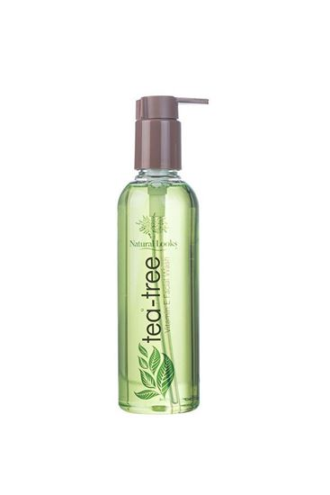 Picture of Tea-Tree With Vitamin E Facial Wash